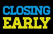 early-closing